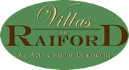 Villas On Raiford | 62+ Apartments